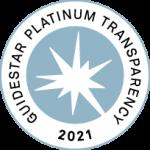Guidestar Platinum Seal or Transparency